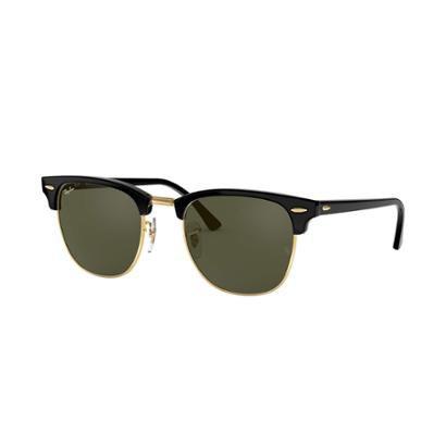 Óculos de Sol Ray-Ban 0RB3016-CLUBMASTER Feminino