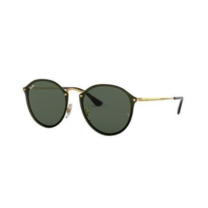 Óculos de Sol Ray-Ban 0RB3574N-BLAZE ROUND Unissex - Unissex