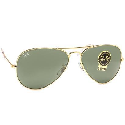 Óculos De Sol Ray Ban Aviador Rb3025L