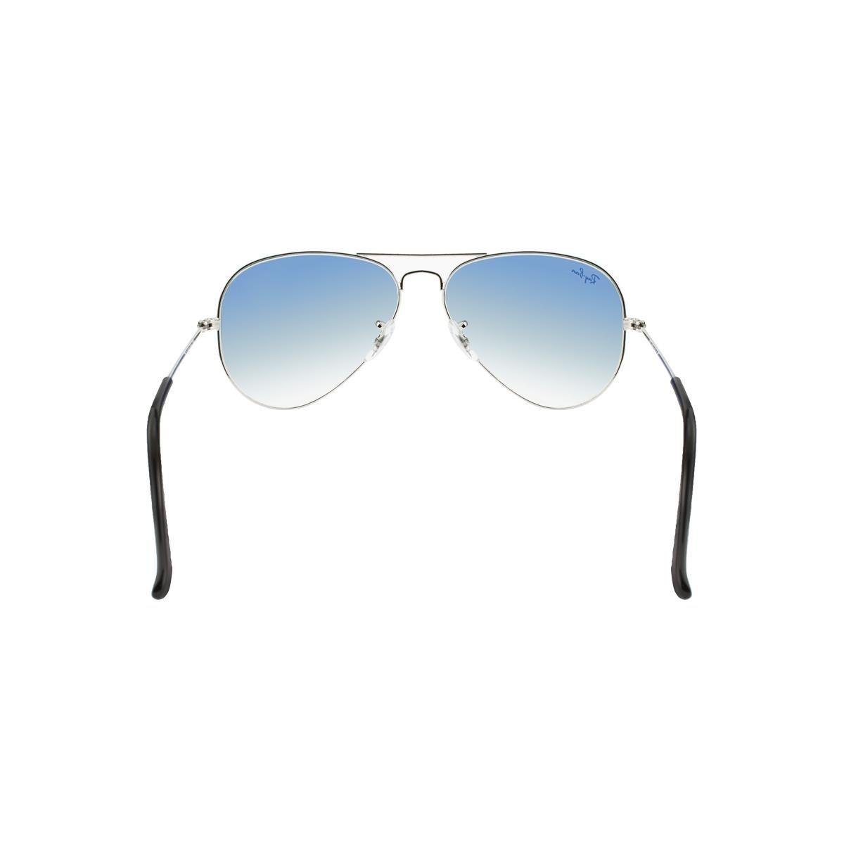 Óculos de Sol Ray-Ban Aviator RB3025 - 003-3F 55 - Compre Agora ... 44bdd16921