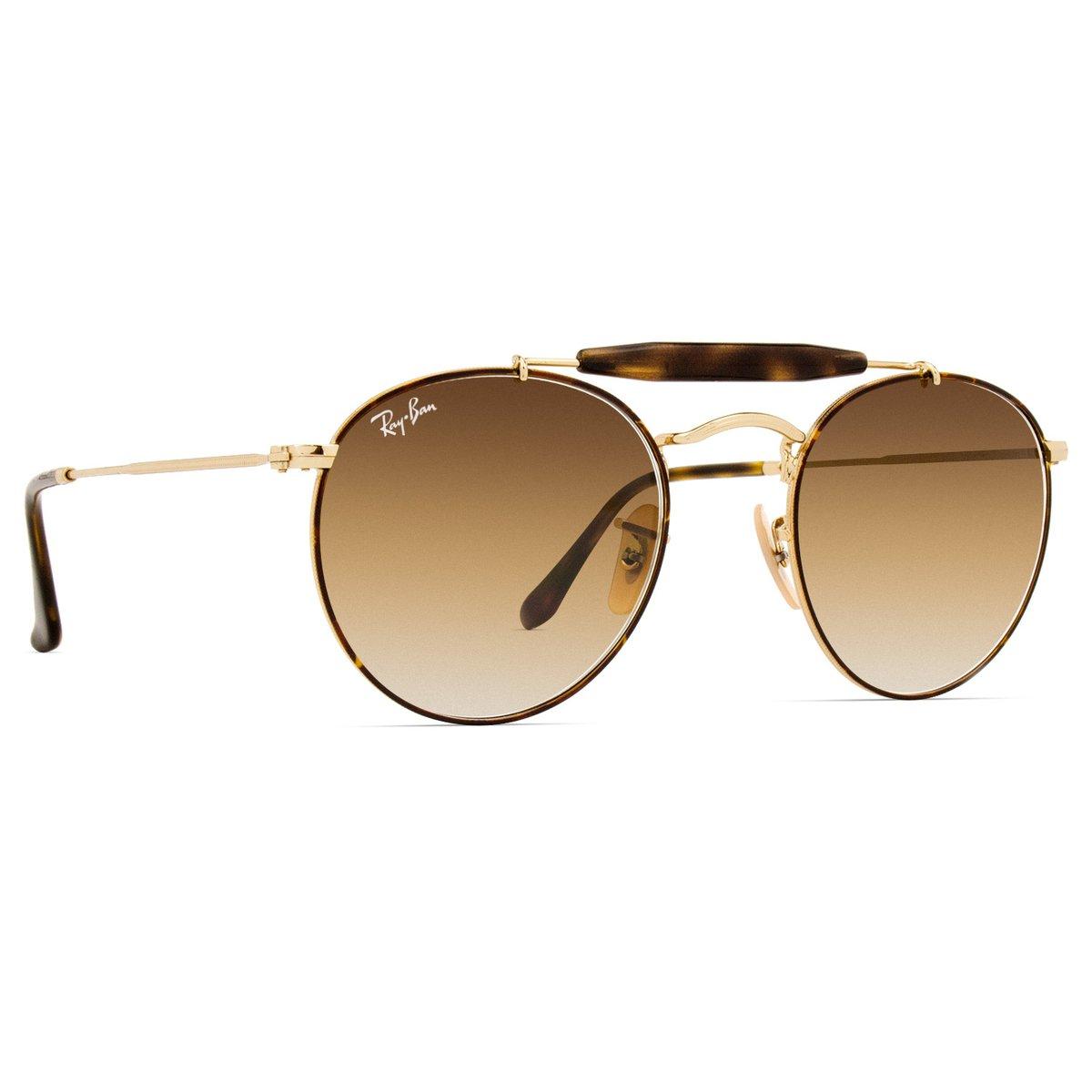 0fb96c1d43dc3 Óculos de Sol Ray Ban Baze Hexagonal - Compre Agora   Zattini