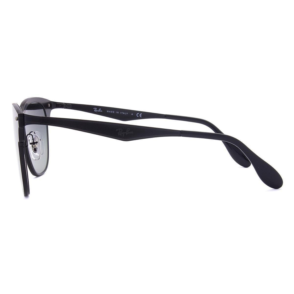 1a77517817789 Óculos de Sol Ray-Ban Blaze Clubmaster RB3576N - 153 11 47 - Compre ...