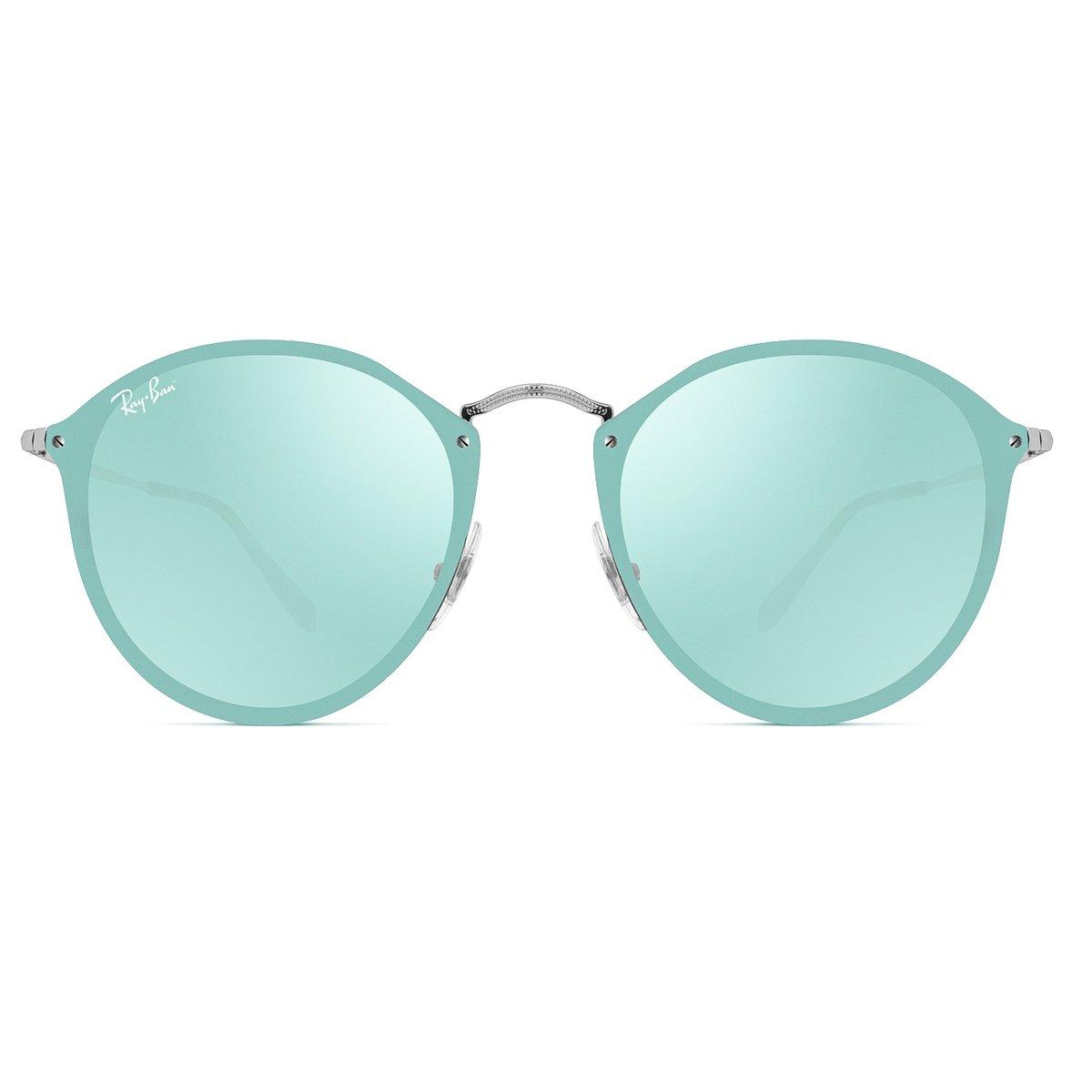 bf03ee897 Óculos de Sol Ray Ban Blaze Round RB3574N 003/30-59 | Zattini