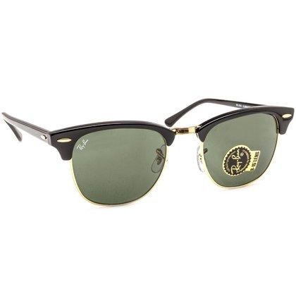 Óculos De Sol Ray Ban Clubmaster Rb3016L