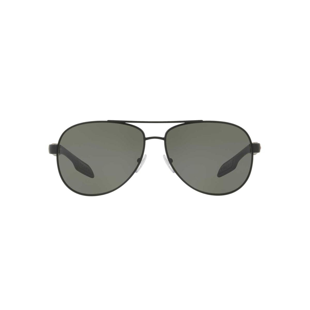 25dc40663 Óculos de Sol Ray-Ban Quadrado PS 53PS BenBow Masculino - Preto | Zattini