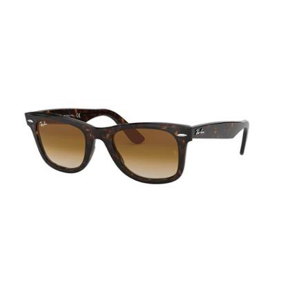 Óculos de Sol Ray-Ban RB2140 Original Wayfarer Clássico - Marrom