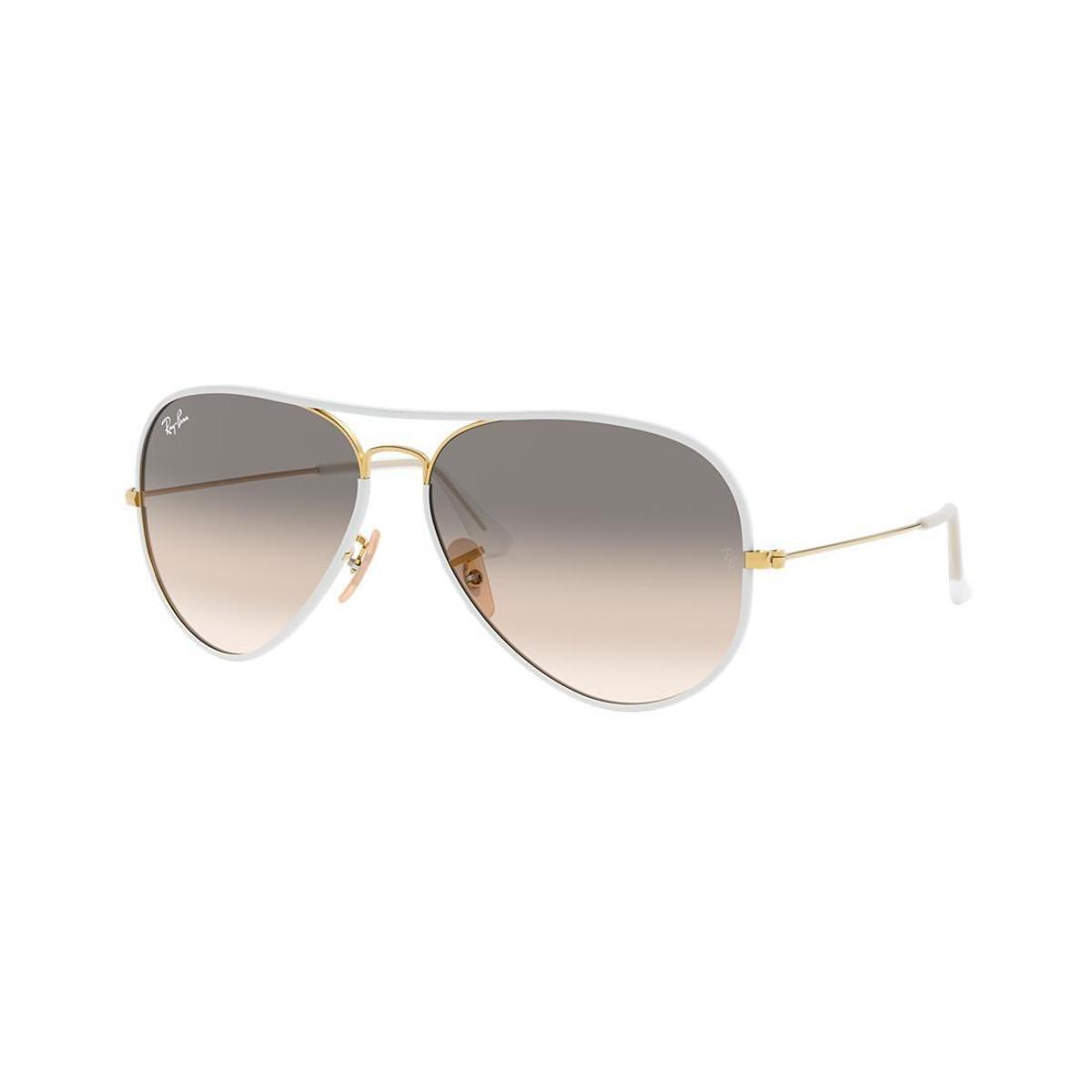 3839dc65b Óculos de Sol Ray-Ban RB3025JM Aviator Full Color | Zattini