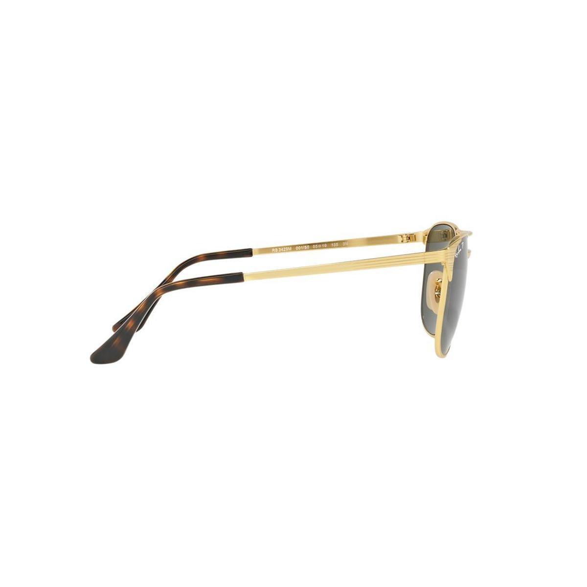 8dcc2ac637702 Óculos de Sol Ray-Ban RB3429M Signet - Ouro - Compre Agora   Zattini