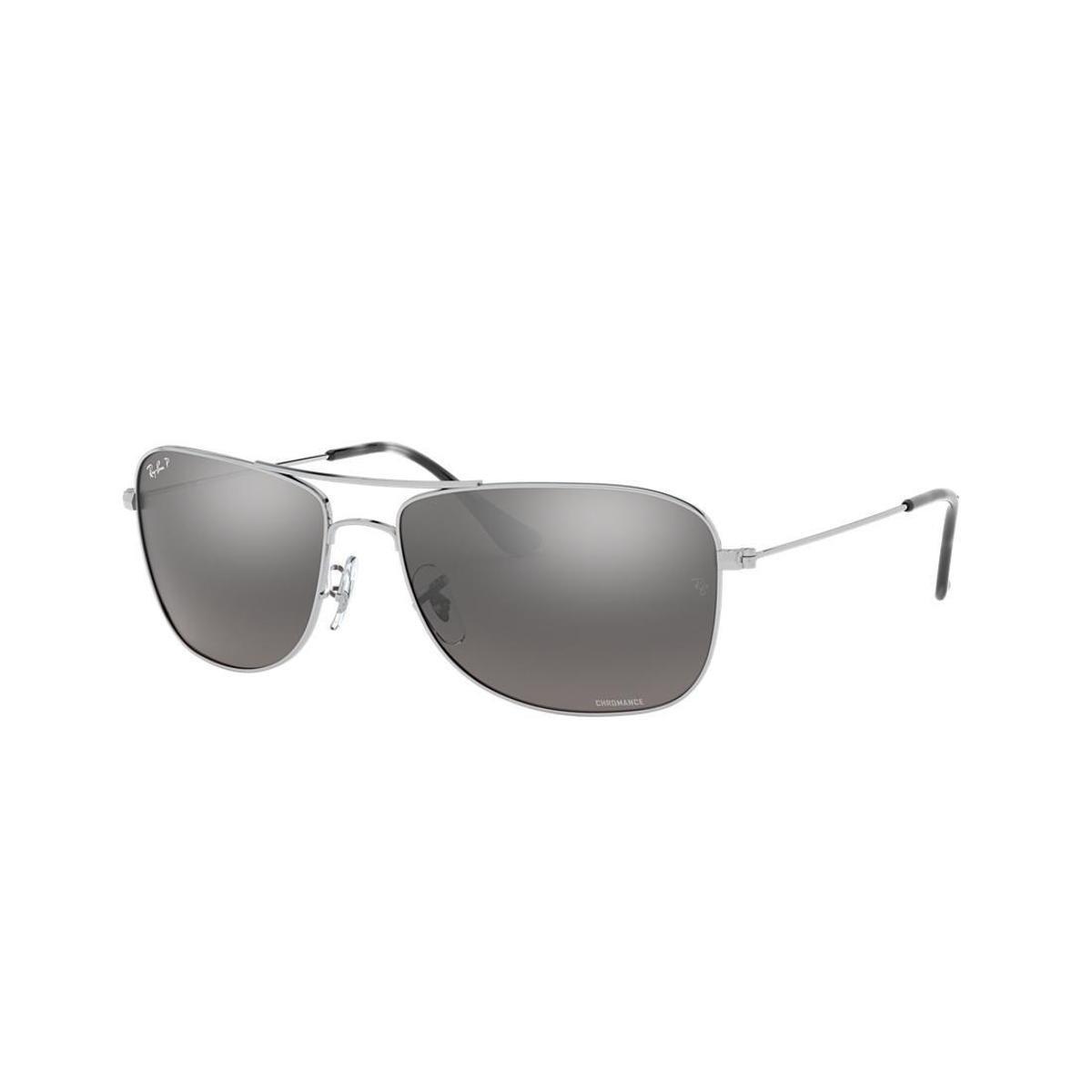 e7a83717cc2ac Óculos de Sol Ray-Ban RB3543 Coleção Chromance - Prata - Compre ...