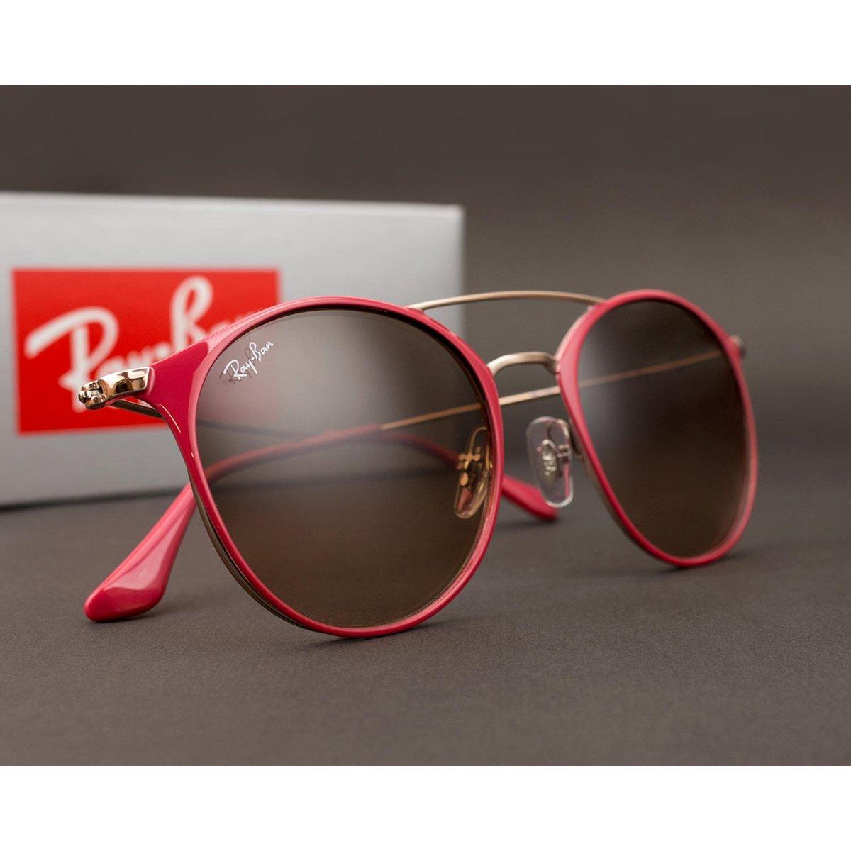 Óculos de Sol Ray Ban RB3546 907271-52 - Compre Agora   Zattini 0c382e0fb655
