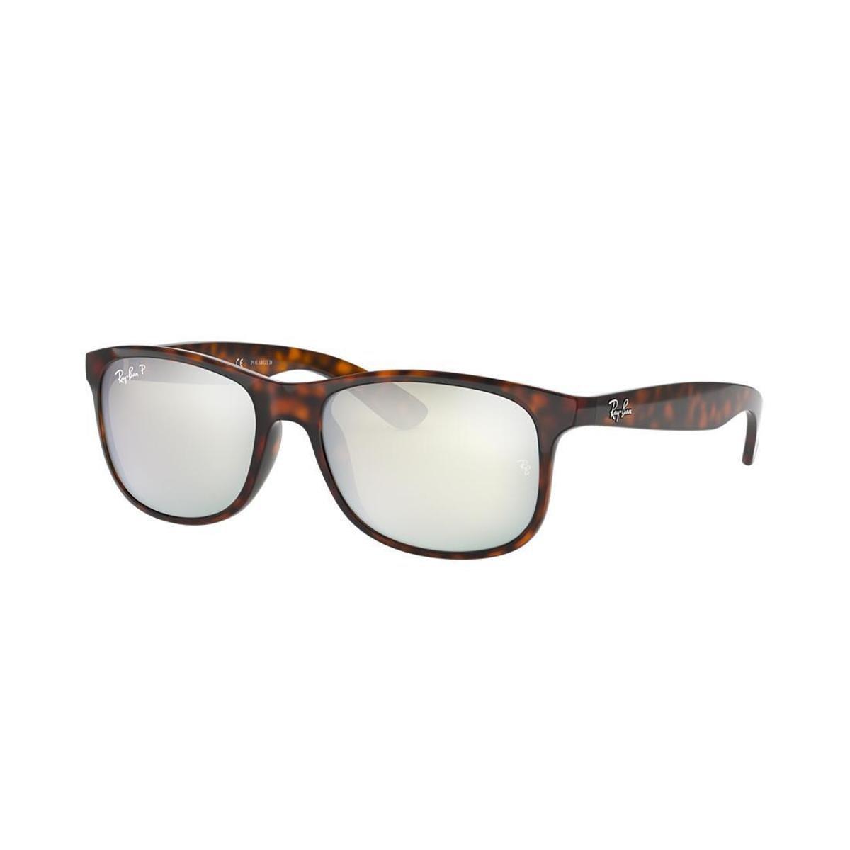 3d7132fd0 Óculos de Sol Ray-Ban RB4202 Andy - Marrom   Zattini