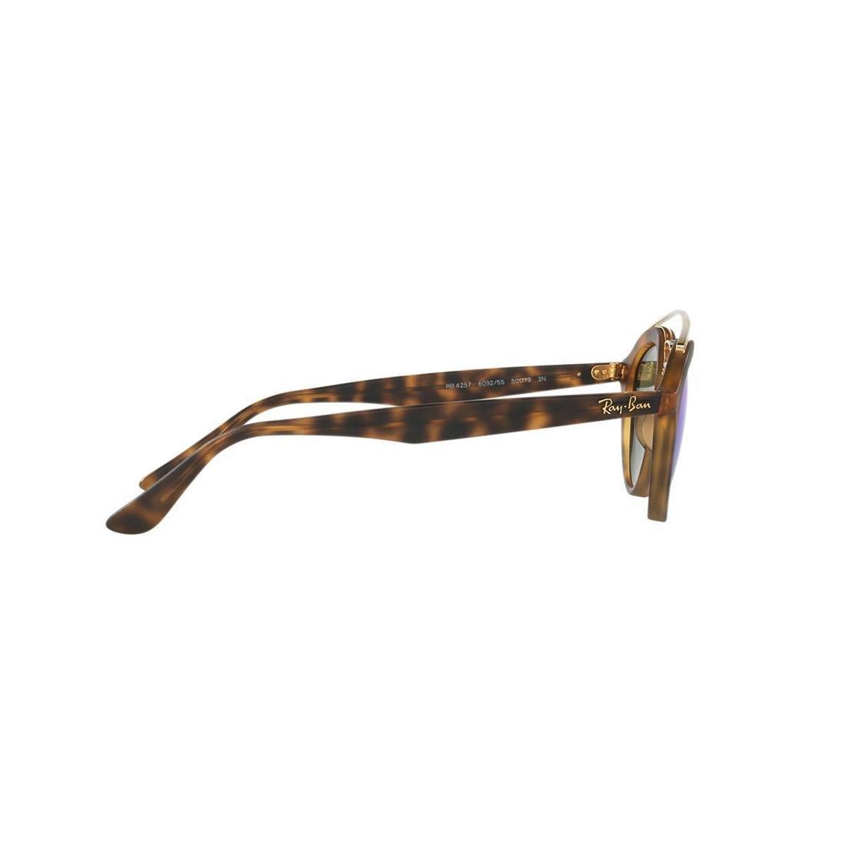 22bdc463595a0 Óculos de Sol Ray-Ban RB4257 Gatsby Oval - Compre Agora   Zattini