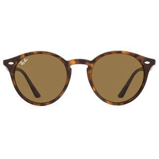 Óculos de Sol Ray Ban Round RB2180 710/73-49 Feminino