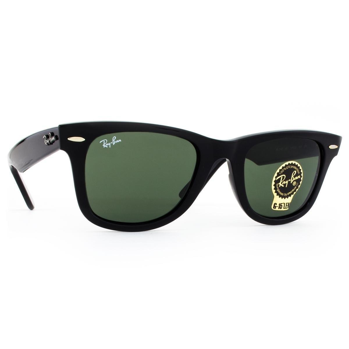 ... Óculos de Sol Ray Ban Wayfarer Classic RB2140 901-50 Masculino ... ac8797c936