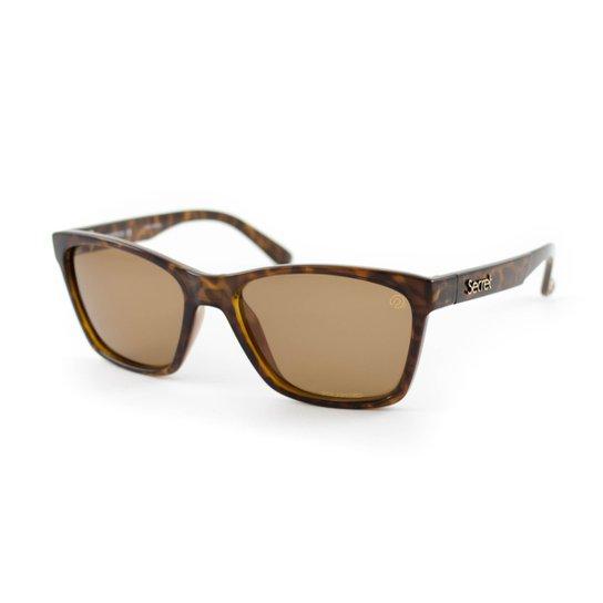Óculos de Sol Secret  Sophia Polarizado - Marrom