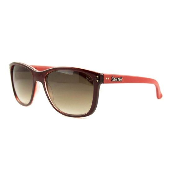 Óculos de Sol Secret  Zoe Polarizado - Vinho