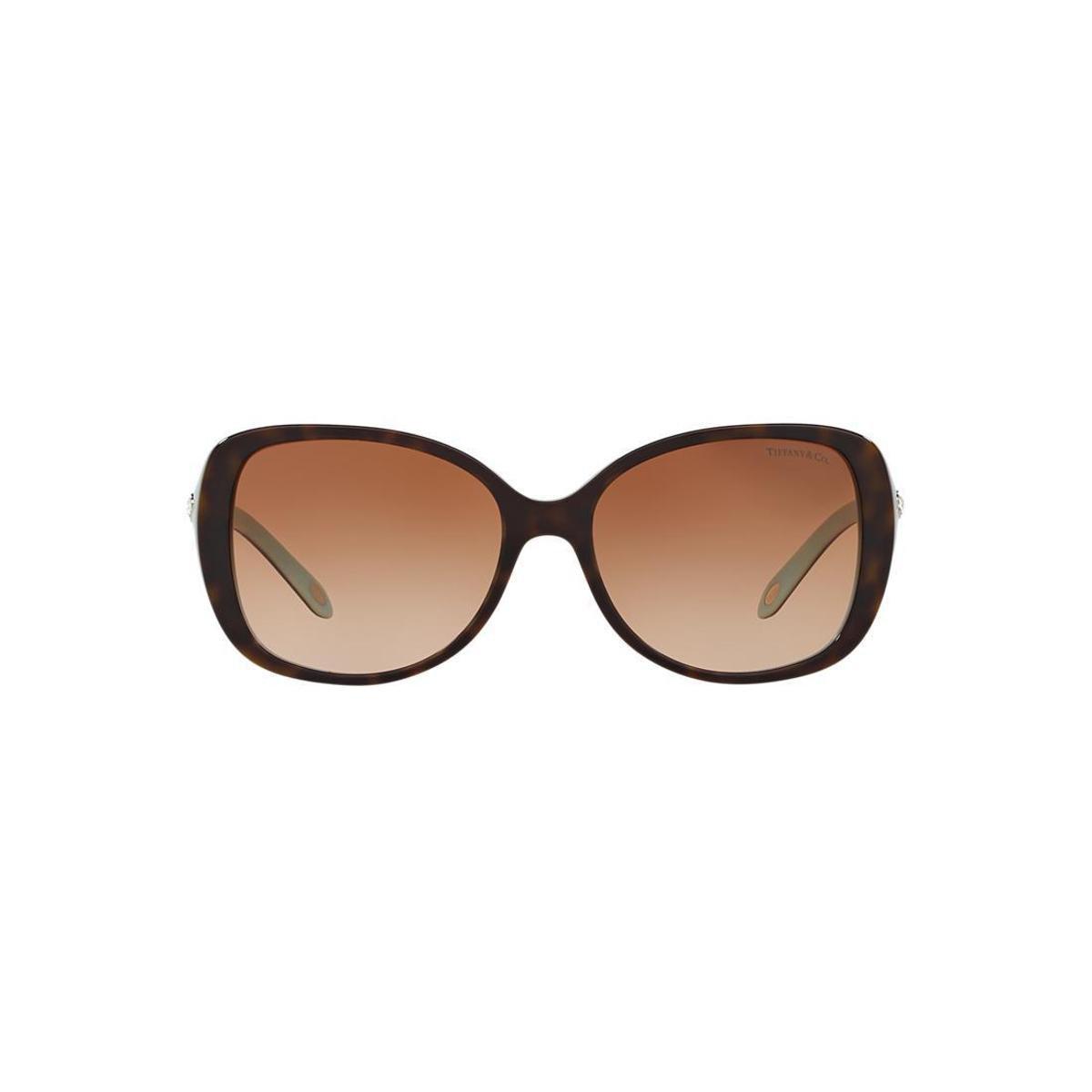 f7cd48a6421ec Óculos de Sol Tiffany   Co. Retangular TF4121B Feminino - Compre ...