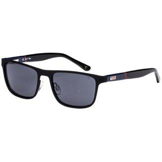 Óculos de Sol Tigor T Tigre STT086 C02/51 Preto