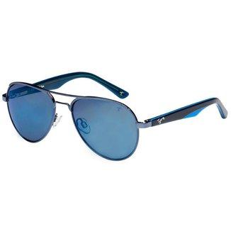 Óculos de Sol Tigor T Tigre STT088 C01/50 Azul