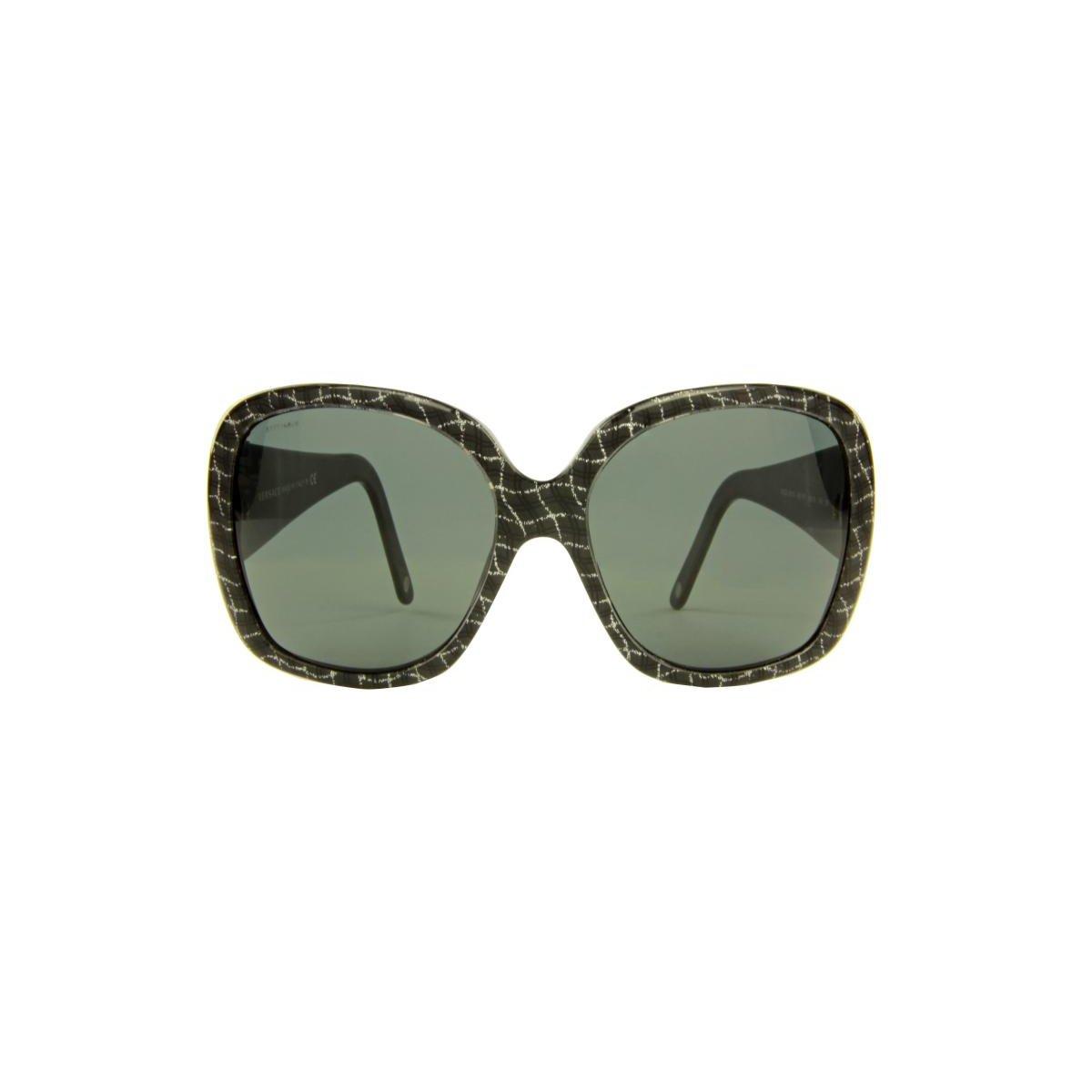 d8717bce392f4 Óculos de Sol Versace 100% Proteção UV Ópticas Melani Feminino ...
