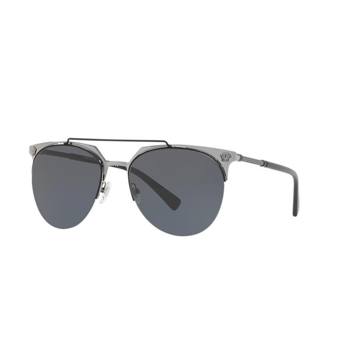f0d77dd19aac1 Óculos de Sol Versace Piloto VE2181 Masculino - Compre Agora   Zattini