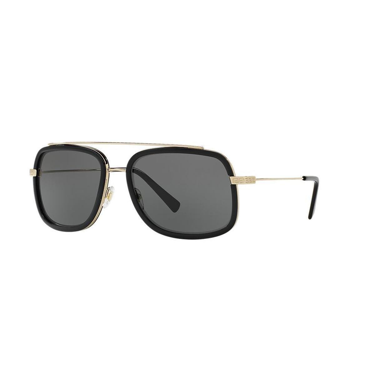 Óculos de Sol Versace Quadrado VE2173 Feminino - Compre Agora   Zattini 7442d9df11