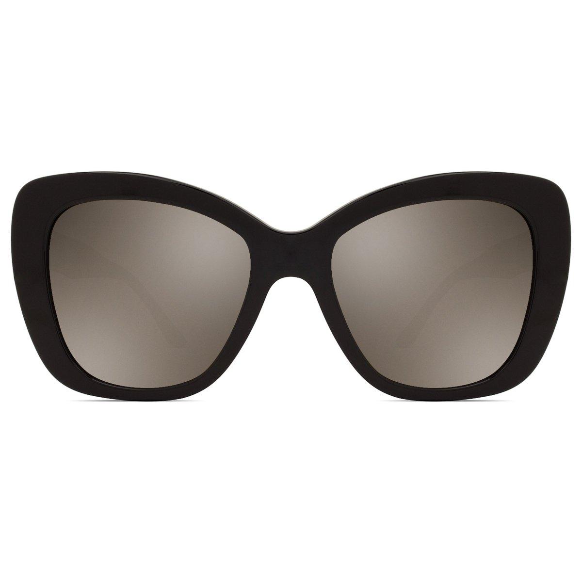 Óculos de Sol Versace VE4305Q GB1 5A-54 - Compre Agora   Zattini f7895875e6