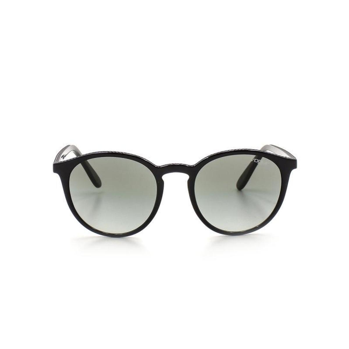 Óculos De Sol Vogue 5215-S T 51 C W44 11 Feminino - Preto - Compre ... 99597be1ef