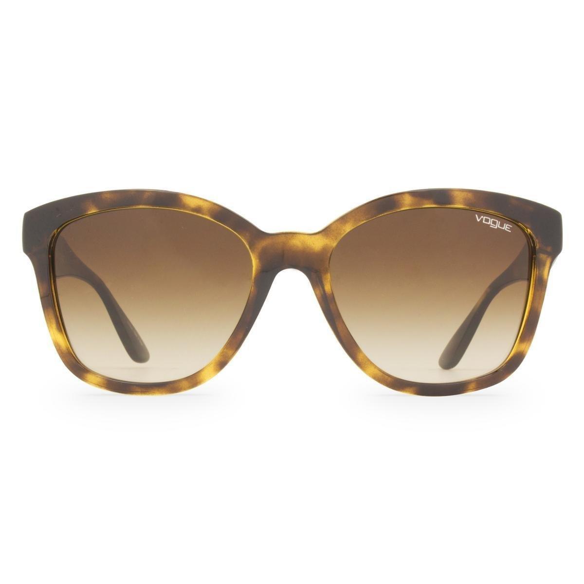 d561d7cb0 Óculos de Sol Vogue Astral VO5019SL W65613-55 Feminino - Marrom | Zattini