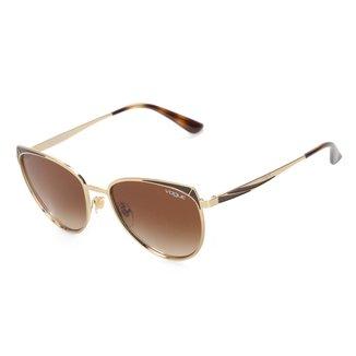 Óculos De Sol Vogue Metal 0VO4151S848/1353 Feminino