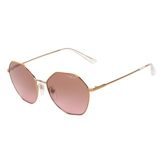 Óculos De Sol Vogue Metal Com Lentes De Plástico 0VO4180S50751454 Feminino
