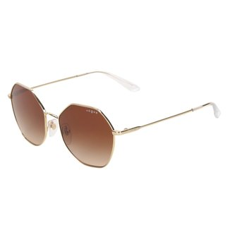 Óculos De Sol Vogue Metal Com Lentes De Plástico 0VO4180S848/1354 Feminino