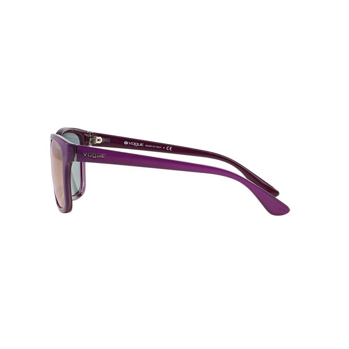 291daa1473bda Óculos de Sol Vogue Quadrado VO2896S Feminino - Compre Agora   Zattini