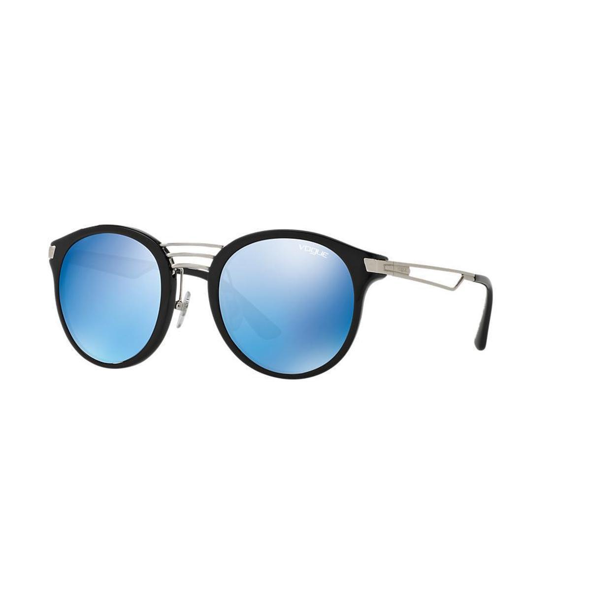 Óculos de Sol Vogue Redondo VO5132S Feminino - Compre Agora   Zattini 48fc06dd23