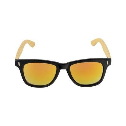 Óculos Khatto Way Bamboo Masculino