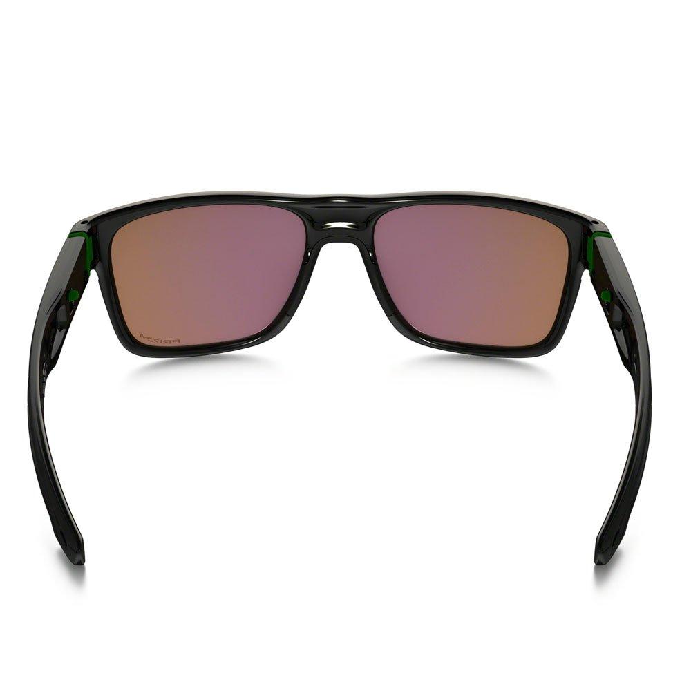 3e55be60c38d3 Óculos Oakley Crossrange Polished Black Prizm Golf - Compre Agora ...