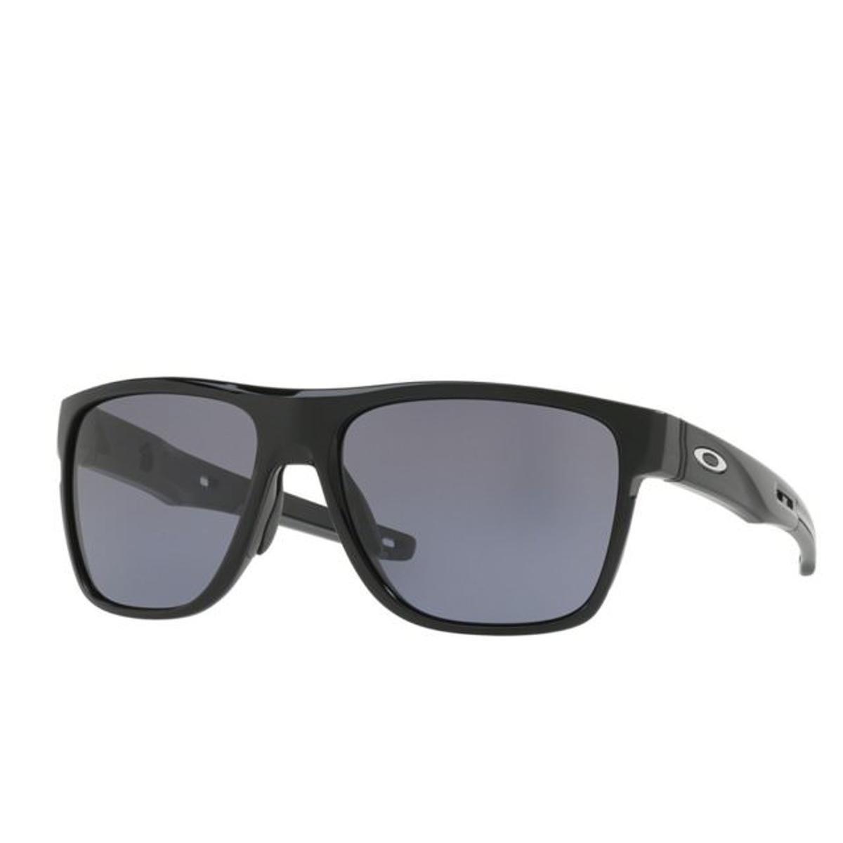 667507816 Óculos Oakley Crossrange XL Polished Black   Zattini