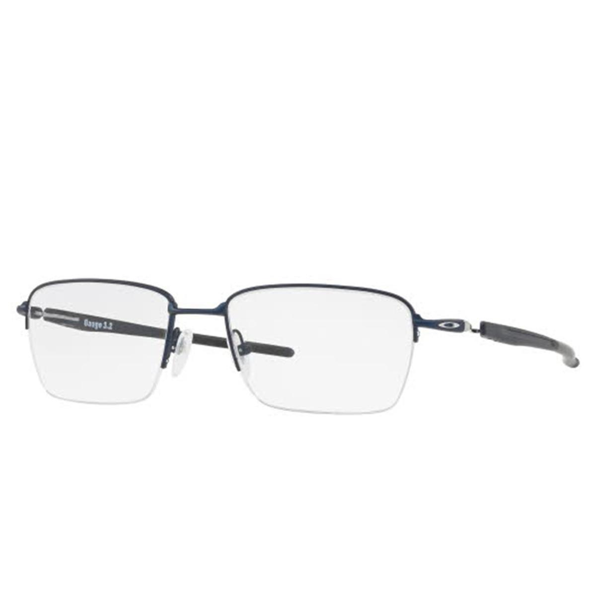 461b5792fecc0 Óculos Oakley de Grau Gauge 3.2 Blade Masculino - Preto - Compre ...