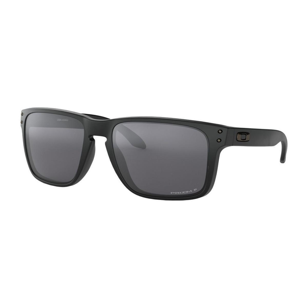 2d41405a0661c Óculos Oakley de Sol Holbrook Xl Masculino - Preto - Compre Agora ...