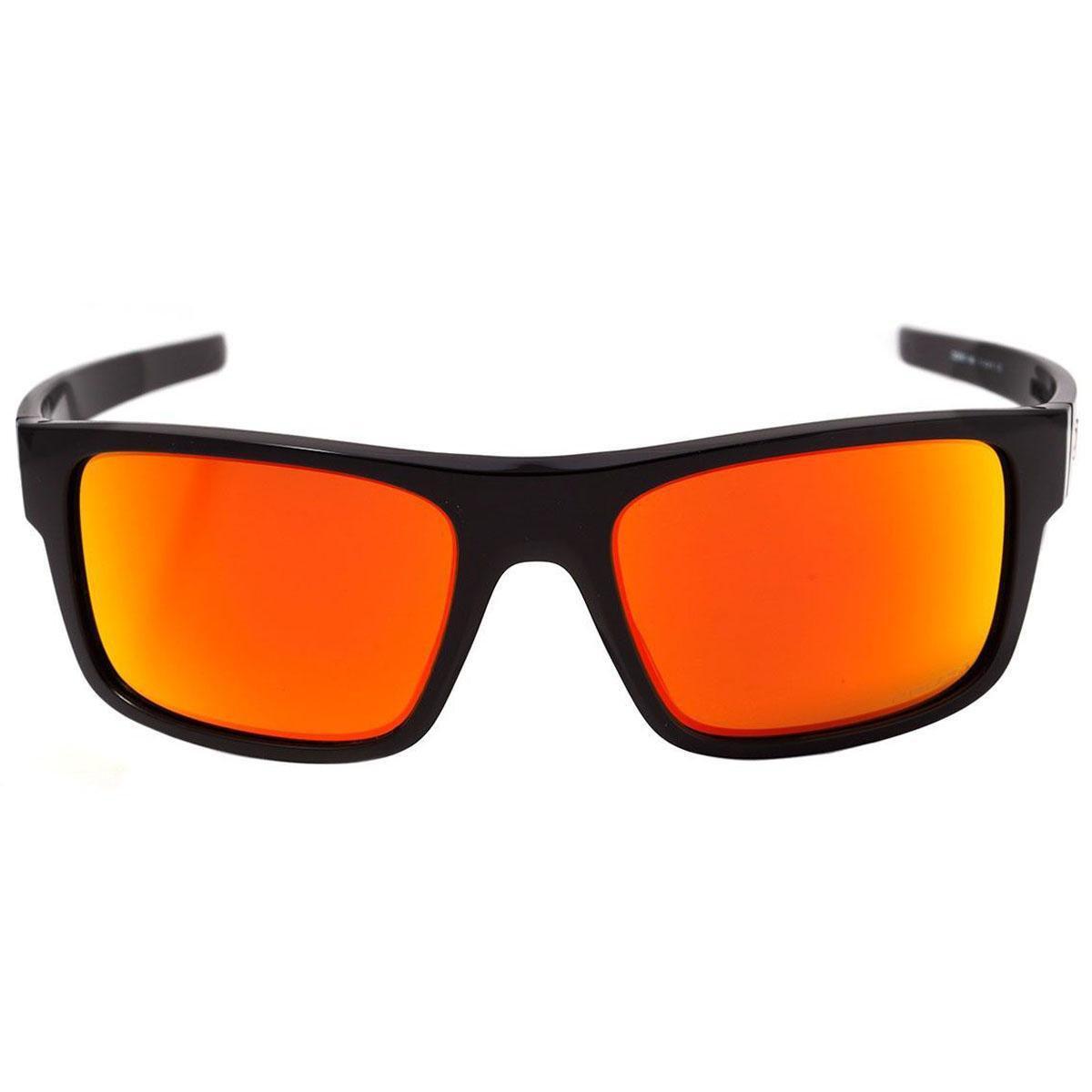 Óculos Oakley Drop Point Polished  Lente Prizm Masculino - Vermelho ... fa75ed825c