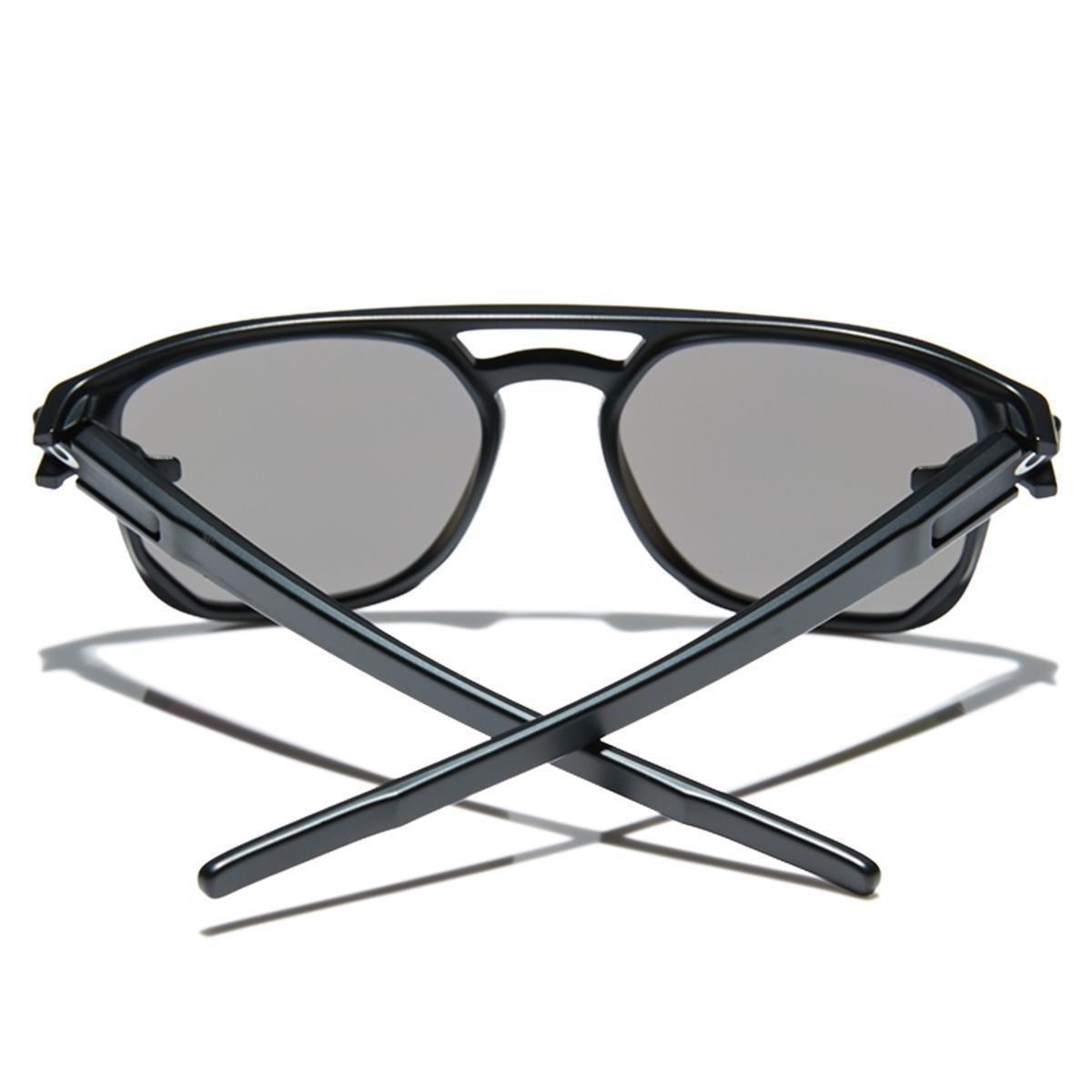 Óculos Oakley Latch Beta Matte Black   Lente Prizm Grey - Preto ... 0593a70ed4