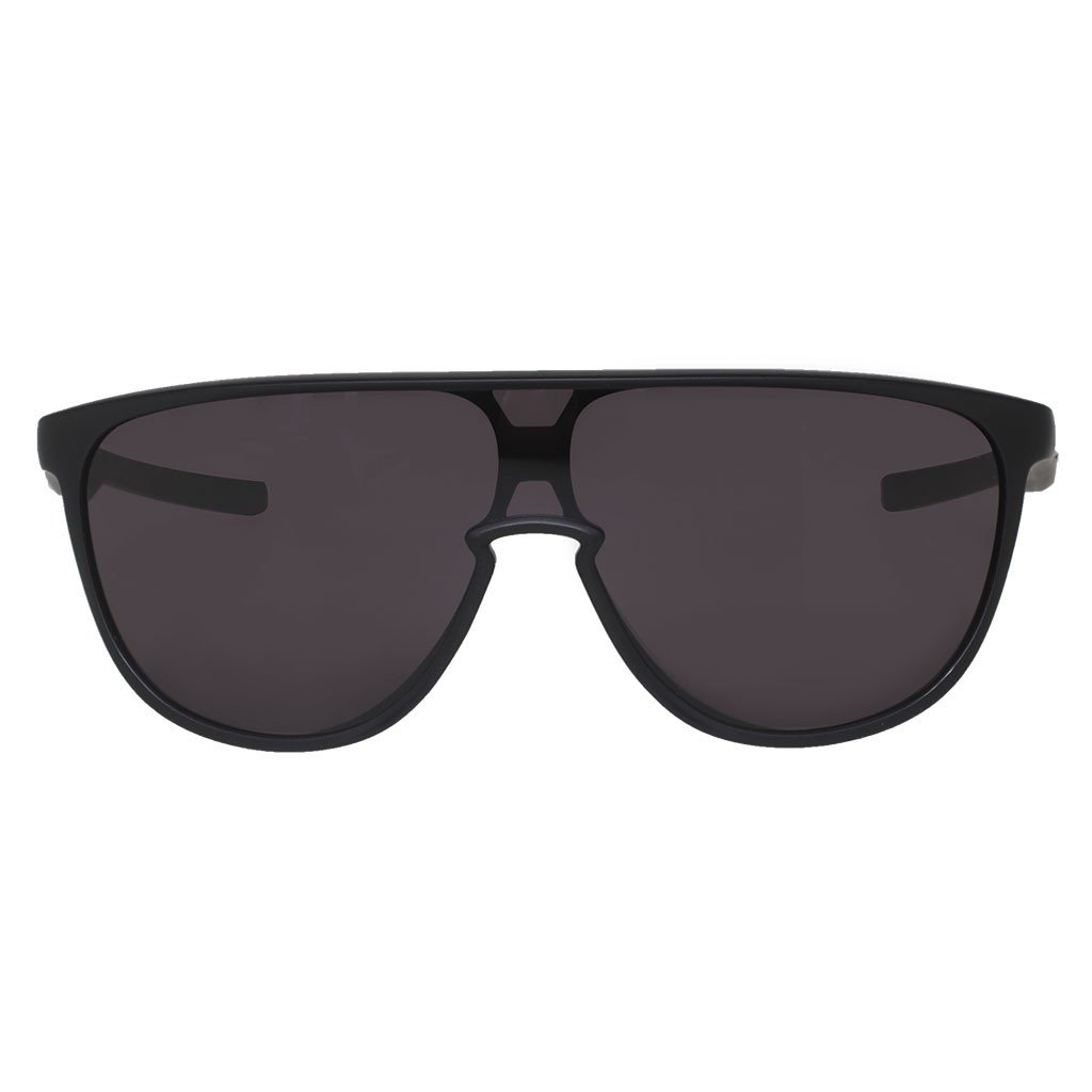 Óculos Oakley Trillbe Matte Black W  Warm Grey - Compre Agora   Zattini 95c711197b