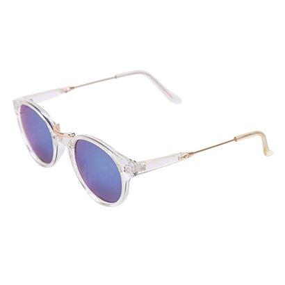 Óculos Polo London Club Acrílico Espelhado Feminino