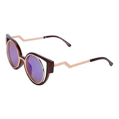Óculos Polo London Club Geométrico Feminino