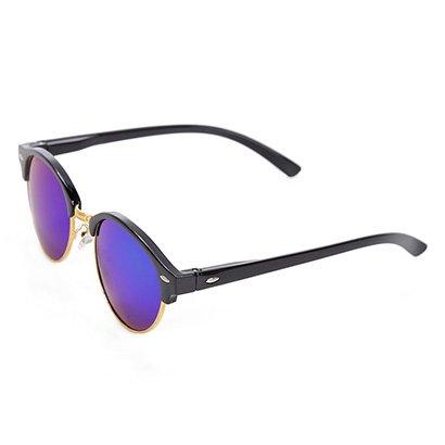 Óculos Polo London Club Redondo Espelhado Feminino