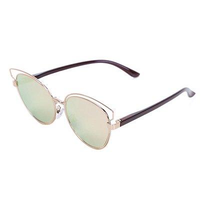 Óculos Polo London Club Redondo Haste Feminino