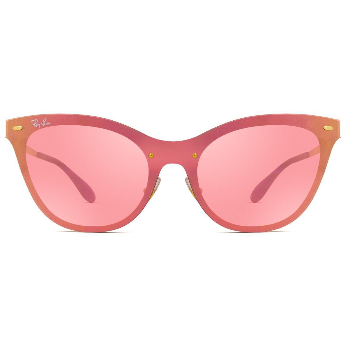 Óculos Ray Ban Blaze Cat Eye - Compre Agora   Zattini 9fb810d1b8