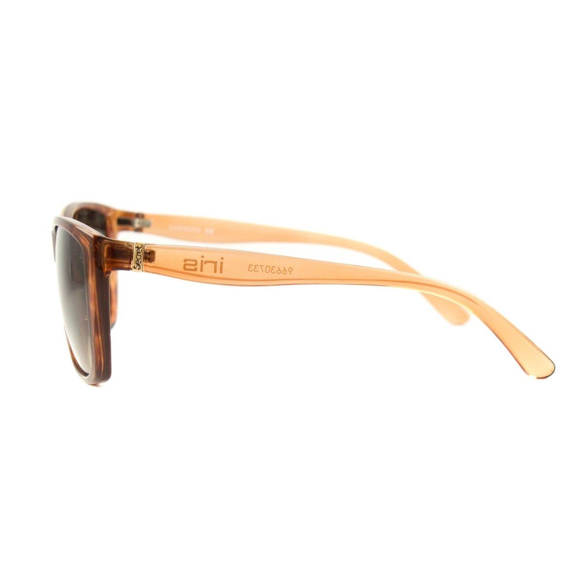 Óculos Secret De Sol Íris - Marrom