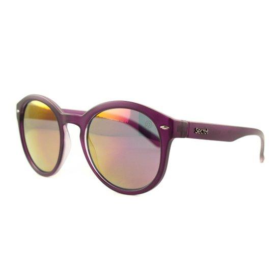 Óculos Secret De Sol Wannabe - Roxo