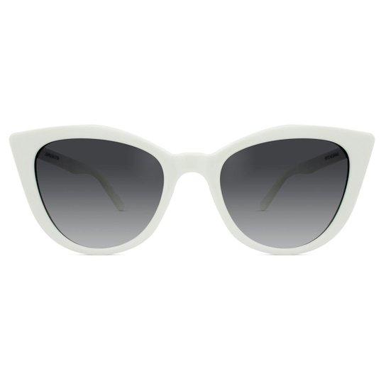Óculos Solar Bond Street Hyde Park Feminino - Branco
